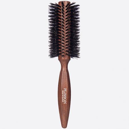 Brosse à cheveux Brushing 14 rangs - 100% Sanglier thumb-3