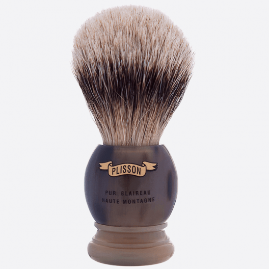 Horn & High Mountain White Shaving brush