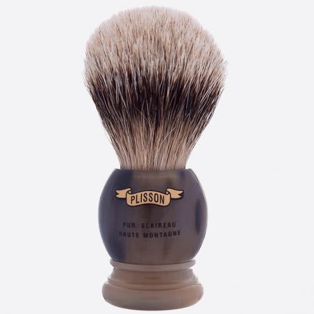 Horn & High Mountain White Shaving brush thumb-2