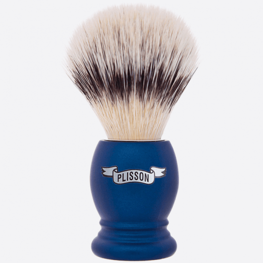 "Brocha de afeitar Essential - 8 colores, fibra ""High Mountain White"""
