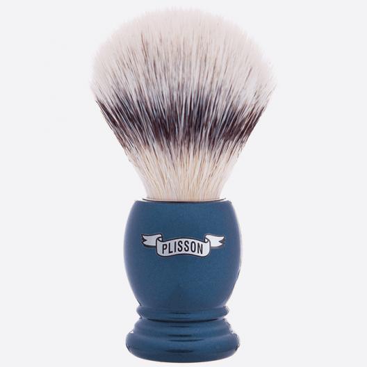 "Essential Shaving Brush - 8 colours,""High Mountain White"" Fibre"