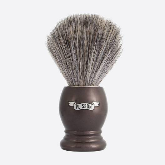 "Essential Shaving Brush - 8 colours""Pure Grey"" Fibre"