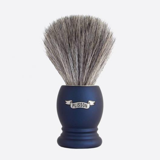 """Brocha de afeitar Essential - 9 colores, fibra """"Gris Puro"""""""