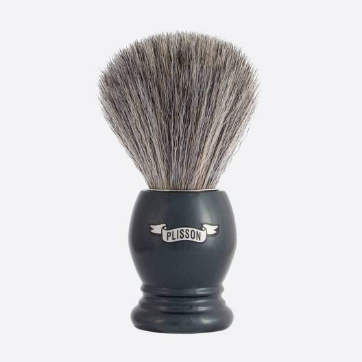 "Essential Shaving Brush - 8 colours ""Pure Grey"" Fibre"