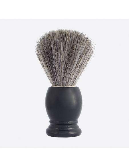 "Essential Shaving Brush - 8 colours""Pure Grey"" Fibre thumb-1"
