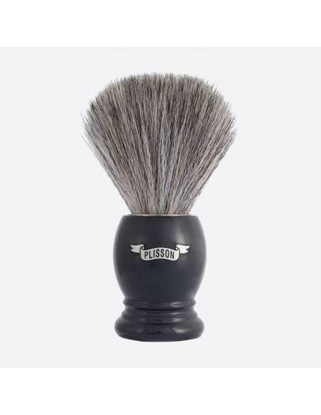 "Essential Shaving Brush - 8 colours""Pure Grey"" Fibre thumb-0"