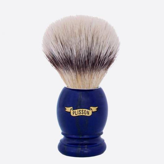 "Original Lazuli shaving brush ""High Mountain White"" fibre"