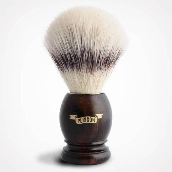 Brocha de afeitar Ebano
