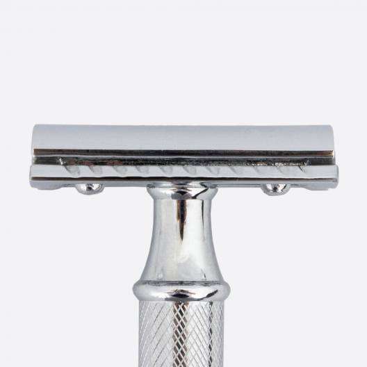 Essential Chrome-finish Safety Razor