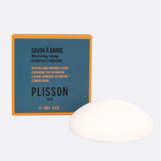 Plisson Shaving soap