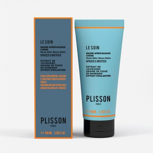 Balsam für rasierten Kopf