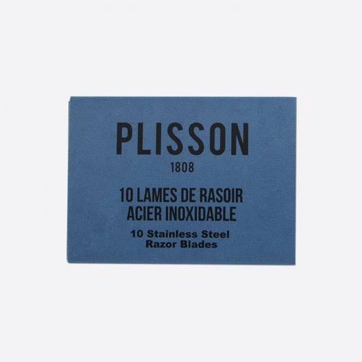 Paquete de 10 hojas de afeitar de seguridad