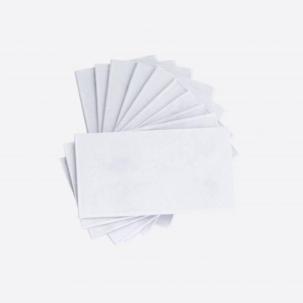 Paquete de 10 hojas de afeitar de...