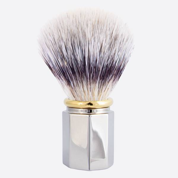 Shaving Brush Octagonal 'High...