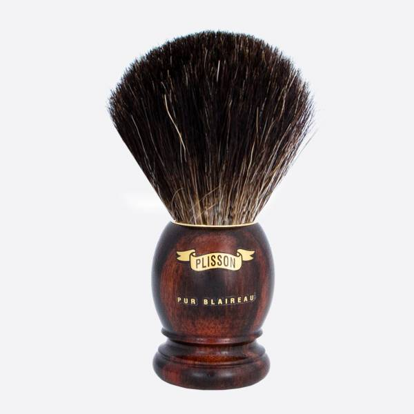 Original Macassar Ebony Shaving Brush...