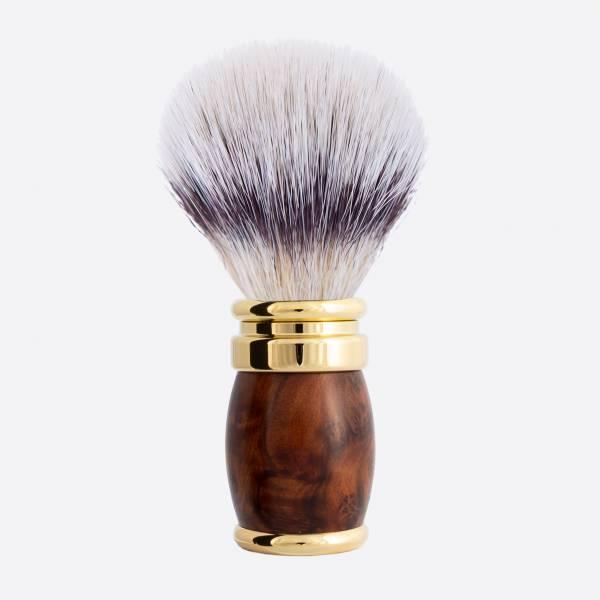 Joris Thuja and Gold Shaving Brush -...