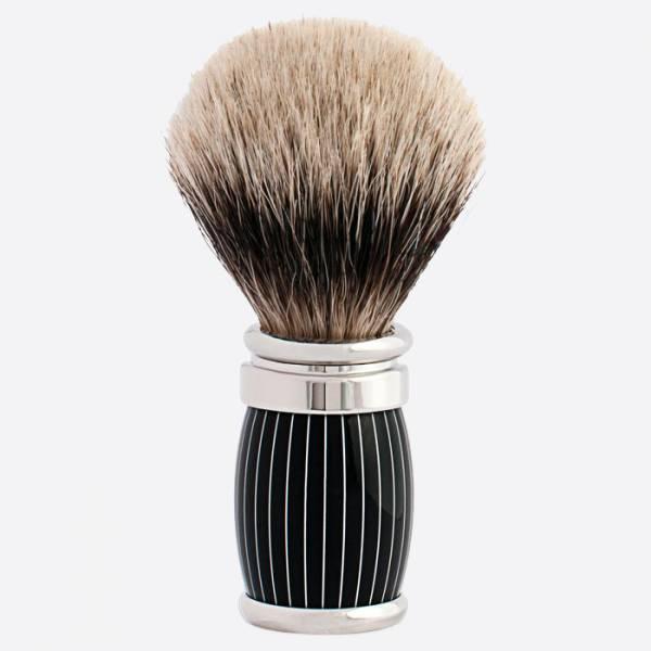 Brocha de afeitar Joris Puro Gris...