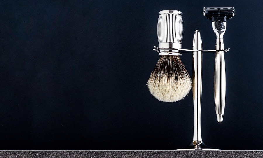 The Perfect Wet Shave